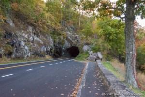 Mary's Rock Tunnel, Shenandoah NP