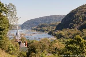Shenandoah River, Harpers Ferry NHP