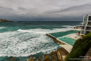 Bondi Beach and Pool