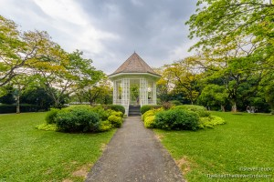 Bandstand, Botanic Garden
