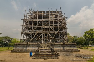 Bubrah Temple Restoration