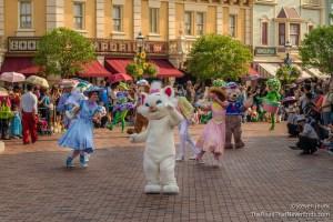 Springtime Processional Parade