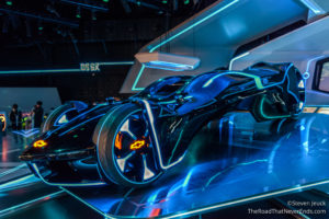 Chevrolet Tron Experience