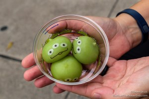 Little Green Men Mocha Balls