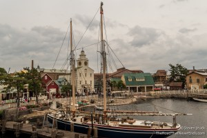 Old Cape Cod, American Waterfront