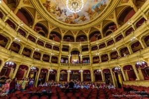 Inside State Opera House