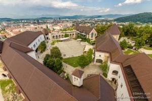 Ljubliana Castle