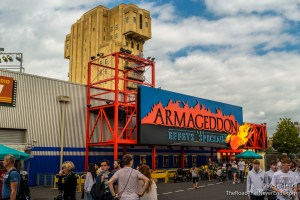 Armageddon Effects Show