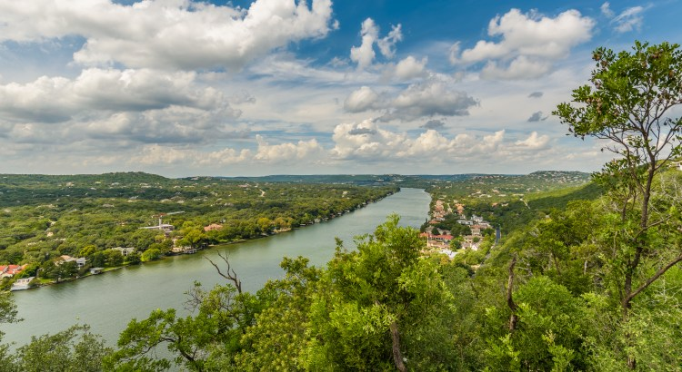 Mt. Bonnell hike