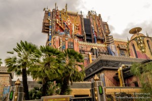 New Guardians of the Galaxy ride