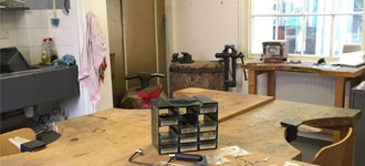 sheffield jewellery studio space