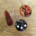 Enamel Jewellery Class - Evening class in Sheffield