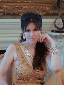 Author and Jewelry Historian Melinda L. Lewis