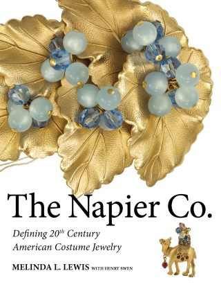 The Napier Co.: Defining 20th Century American Costume Jewelry by Melinda Lewis