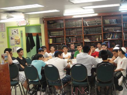 CHAZAQ's Boys Public School Teens Division