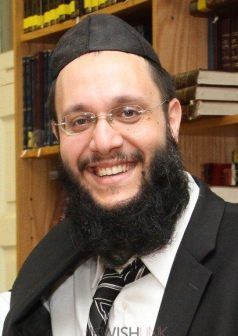 Founder and Director of CHAZAQ - Rabbi Ilan Meirov