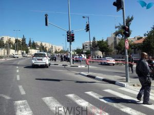 jersalem purim terror attack 1