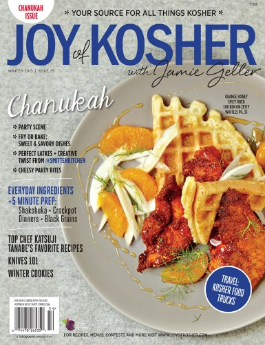 Joy of Kosher Chanukah 2015