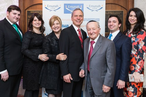 Emunah Los Angeles holds Circle of Life Benefit Dinner Pitctured: Emunah Los Angeles holds Circle of Life Benefit Dinner