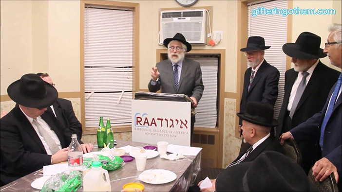 Rabbinical Alliance of America Supports Passage of the Nation-State Bill in Israel - Jewish Voice