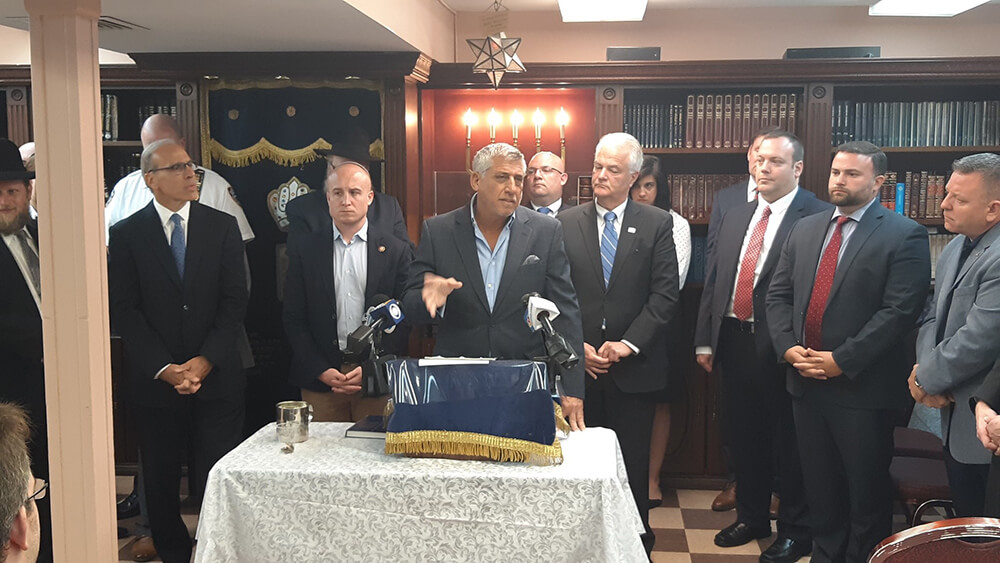 RAA Applauds Gov Cuomo for Taking Action Against Anti-Semitism - The Jewish Voice