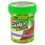 Product Review: Berkley Gulp Alive Jigging grub