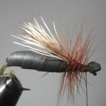 Tying a Black Flying Ant Fly (Pismire)