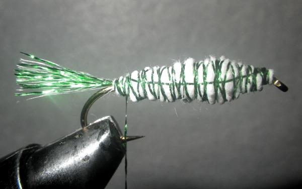 fly tying salt water flies