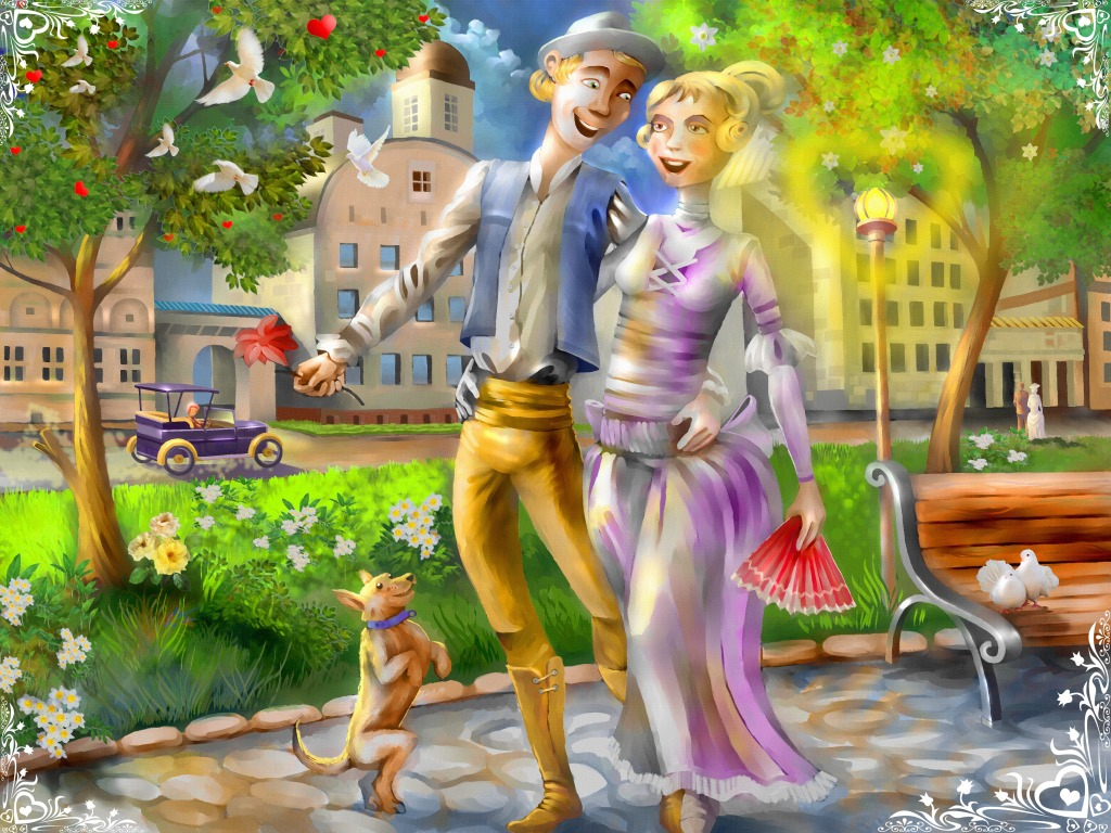 Happy Valentine's Day Jigsaw Puzzle In Puzzle Of The Day