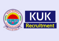KUK Recruitment