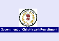 Government of Chhattisgarh Recruitment