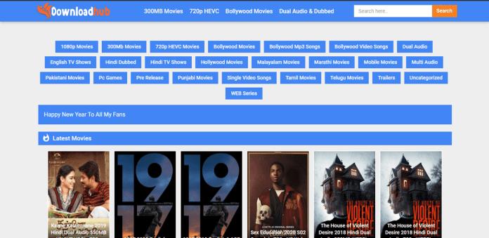 Downloadhub 2020 - Download Latest HD Movies