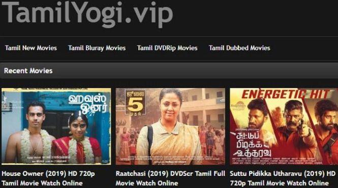 TamilYogi - HD Movies Download Tamil Yogi