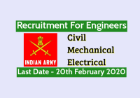Join Indian Army Recruitment