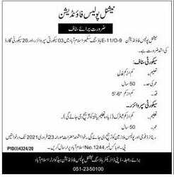 National Police Foundation Jobs 2021