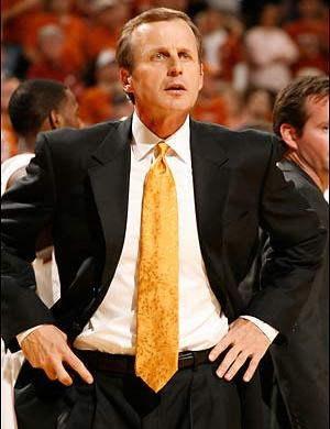 Rick Barnes Headed to Rocky Top