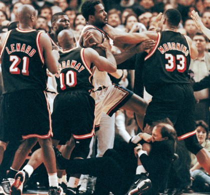 Balancing the NBA Playoffs
