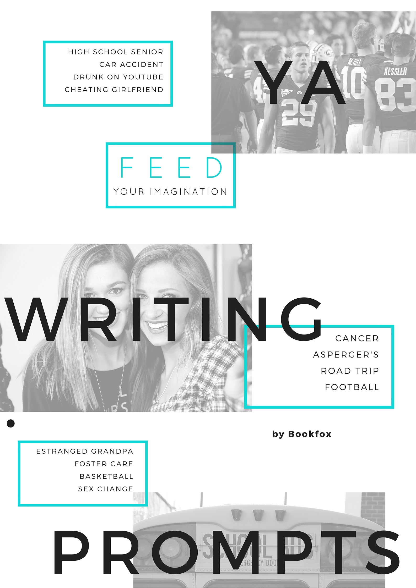 Creative Writing Prompts For Young Adult Ya Fiction