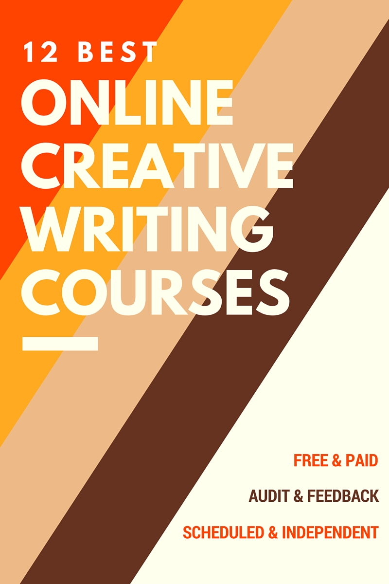12 Best Online Creative Writing Courses (Free & Paid ...