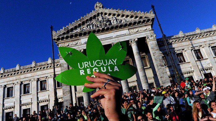 Uruguay becomes first country to legalise cannabis sales over the counter