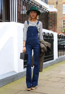 Flare Denim Overalls | The JoLee