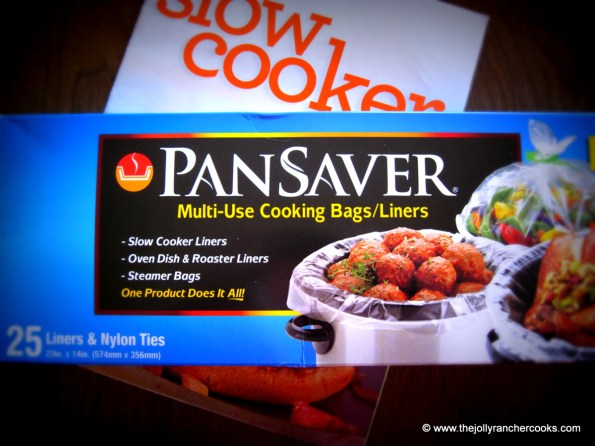 PanSaver slow cooker liners