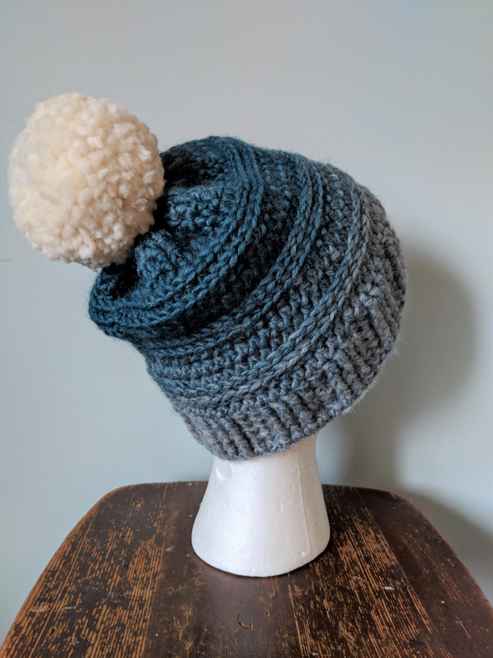 The Arya Toque Crochet Hat Pattern