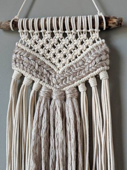 Macrame Wall Hanging Macrame Beginner Must Haves