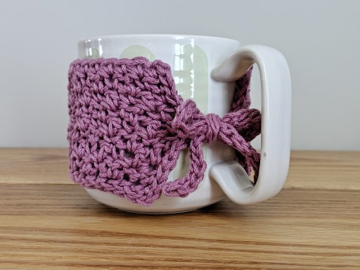 Mug Hugger Coffee Cozy