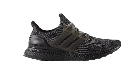 """Adidas Ultra Boost 3.0 """"Black Silver"""""""