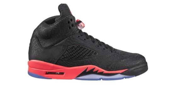 "Air Jordan Retro 5 ""3Lab5 Infrared"""