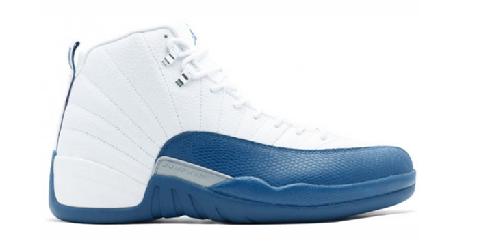 "Air Jordan Retro 12 ""French Blue"""