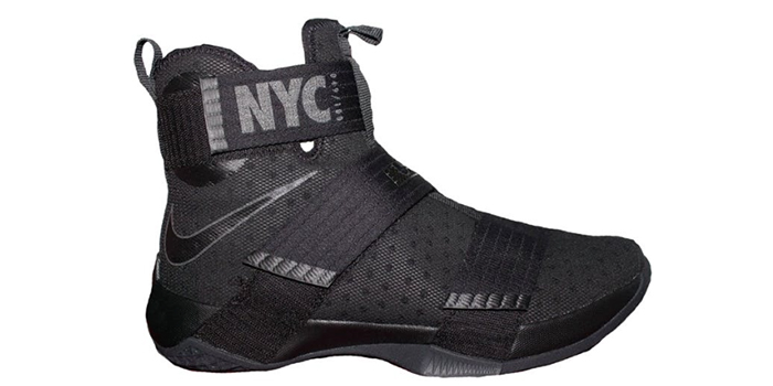 "Lebron Soldier 10 ""NYC/Soho Exclusive"" 21/100"