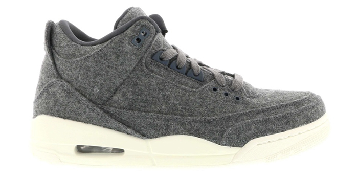 "Air Jordan Retro 3 ""Wool"""